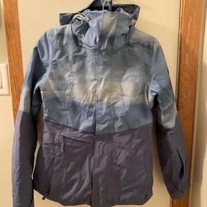 north face garner triclimate jacket women's small